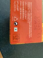 Couscous wholemeal - Recycling instructions and/or packaging information - en