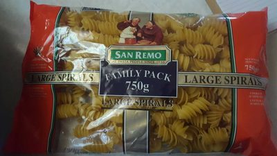 San Remo Large Spirals - Product