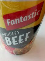 Noodles Cup Beef - Product - en
