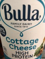 Cottage cheese - Product - fr
