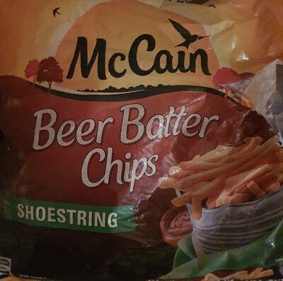 Beer batter chips shoestring - Product - en