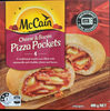 Cheese & Bacon Pizza Pockets - Product