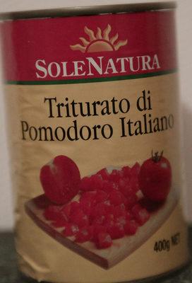 SoleNatura Triturato di Pomodoro Italiano - Product