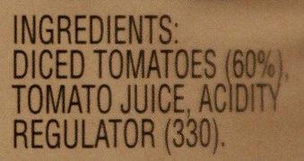 SoleNatura Triturato di Pomodoro Italiano - Ingredients