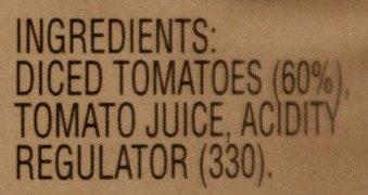 SoleNatura Triturato di Pomodoro Italiano - Ingredients - en