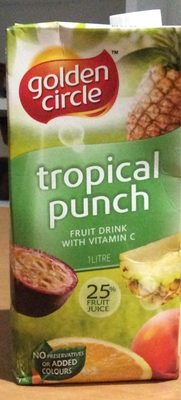 Tropical punch - Product