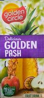 Golden Circle Golden Pash Fruit Drink - Product - en