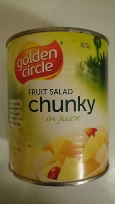 Fruit Salad Chunky in Juice - Product