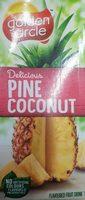 Golden Circle Pine Coconut - 1L - Produit