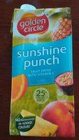 Sunshine Punch Fruit Drink 1L - Product - fr