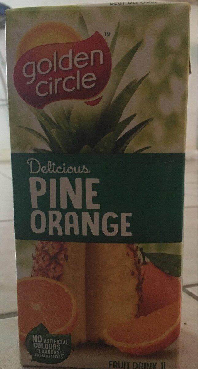 Delicisous pine orange - Product - en