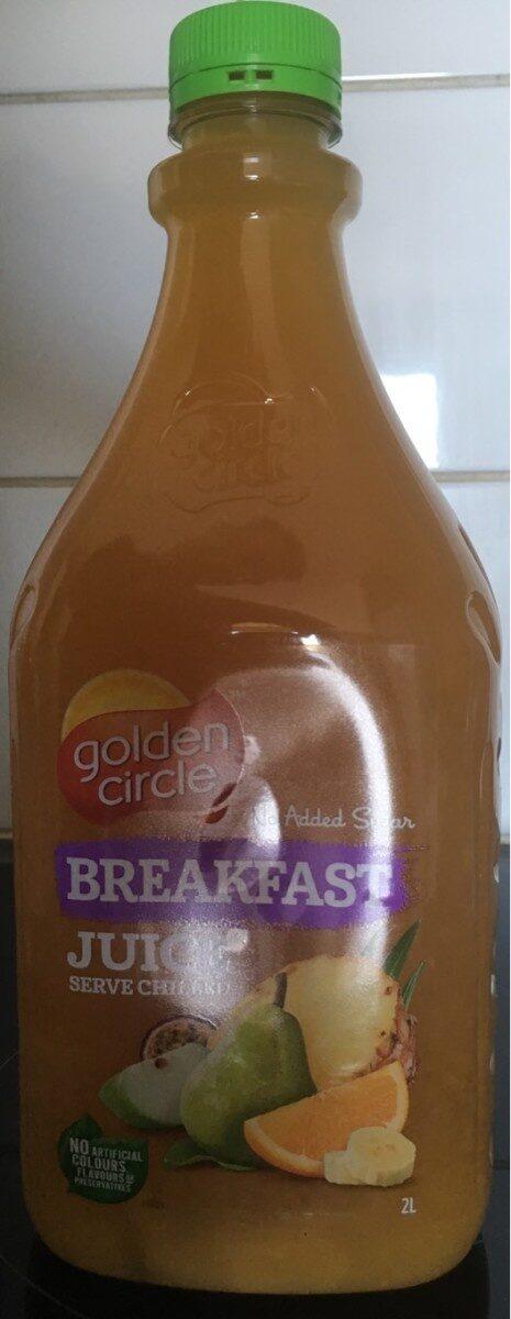 Breakfast juice - Product - en