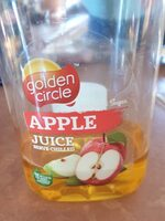Apple juice serve chilled - Product