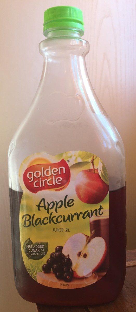 Apple Blackcurrant juice - Product - fr