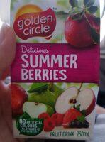 Golden Circle Summer Berries - Product - fr