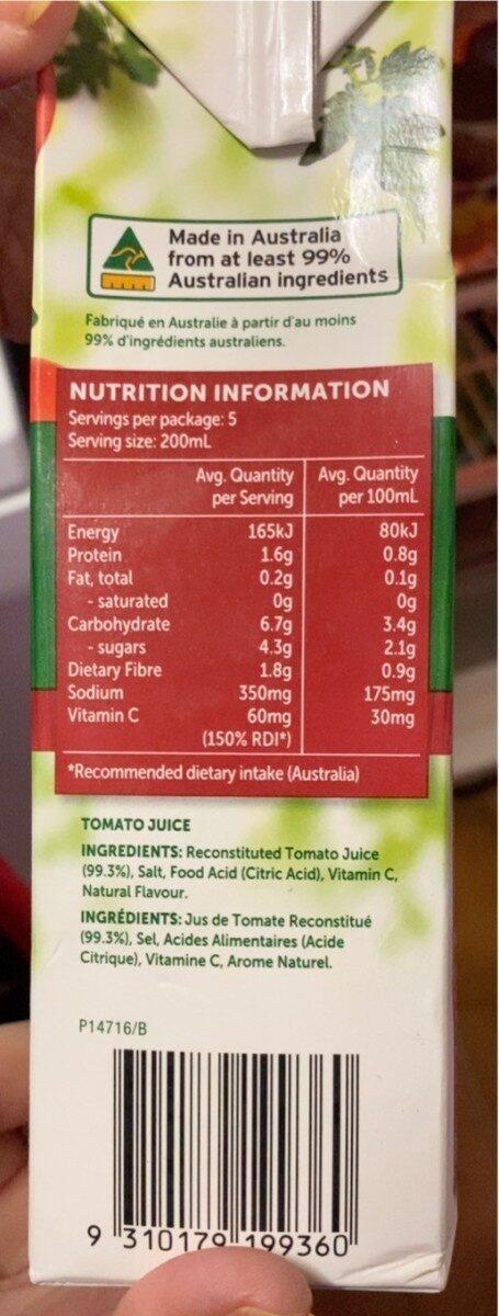 Tomato juive - Product - en