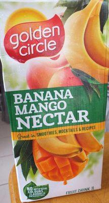G / Circ Nectar Banana Mango - Product - fr