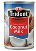 Trident Premium Coconut Milk - Product
