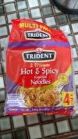 Hot & Spicy flaviur noodles - Product - en
