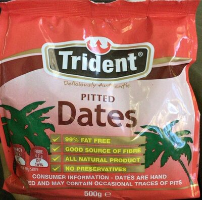 Pitted Dates - Product - en
