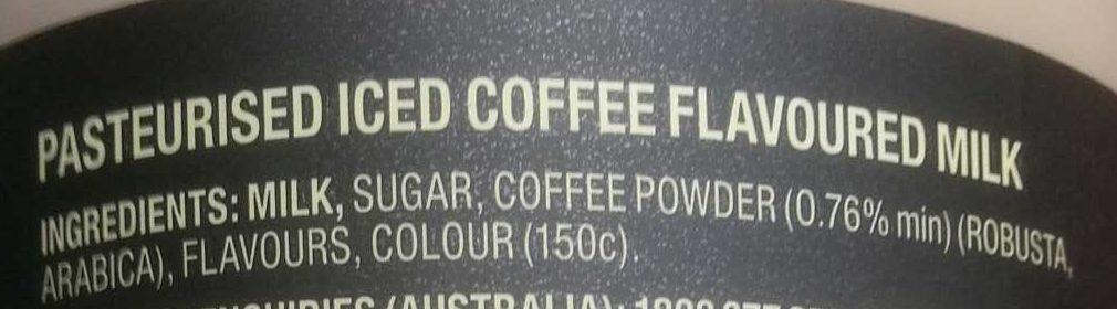 Dare double expresso - Ingredients - en