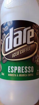 Dare iced coffee Espresso - Product