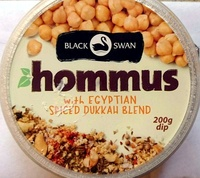 Hommus with Egyptian Spiced Dukkah Blend Dip - Product - en