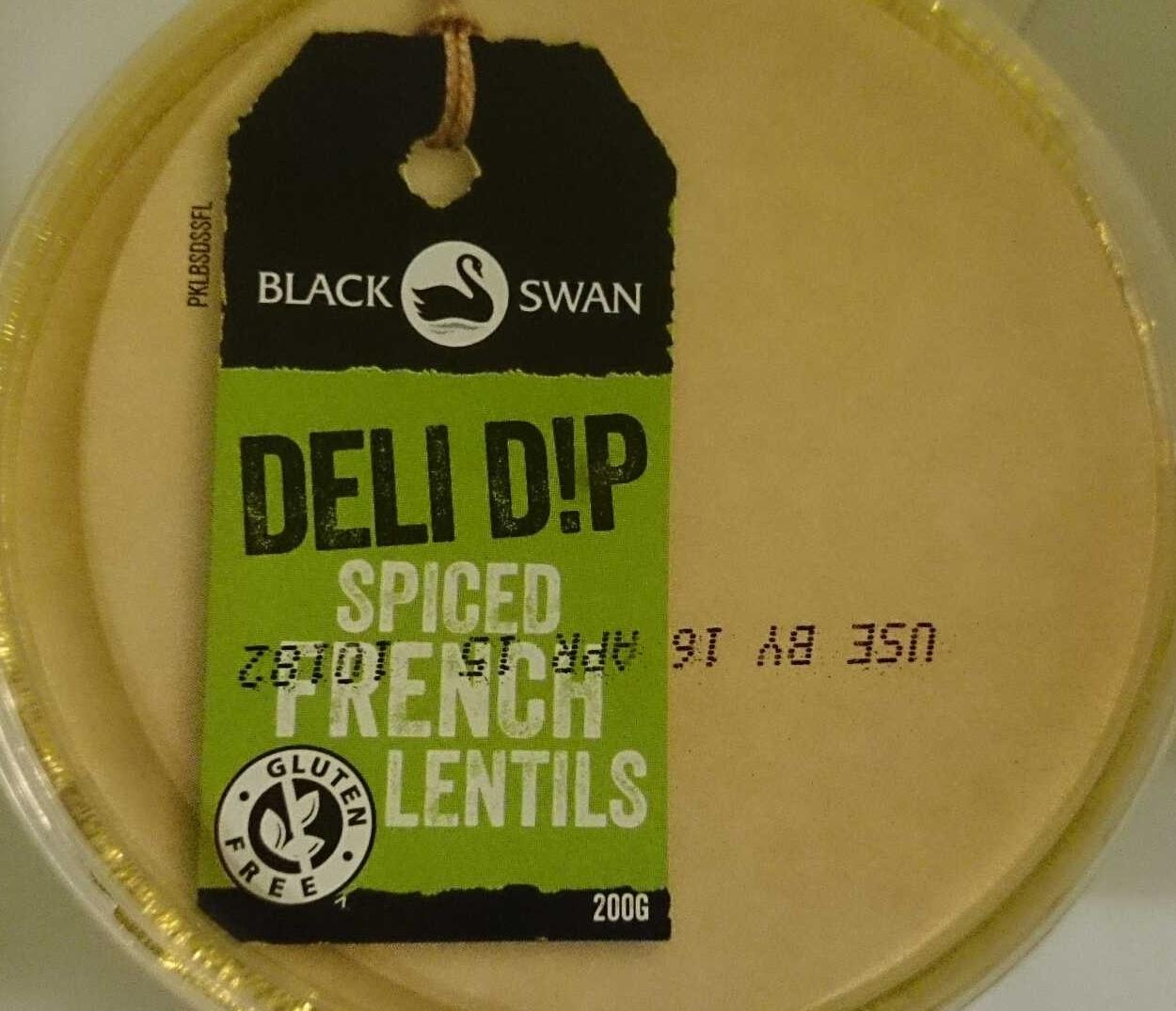 Spiced French Lentils Deli Dip - Product - en