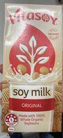 Original - Australian Grown Whole Organic Soybeans - Product - en
