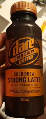 Cold Brew Strong Latte - Produit
