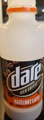 Dare Iced Coffee Hazelnut Latte - Product - en