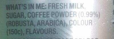 Iced  Coffee - triple espresso - 2