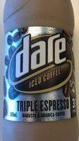 Iced  Coffee - triple espresso - Product