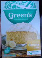 Devine Banana Cake - Product - en
