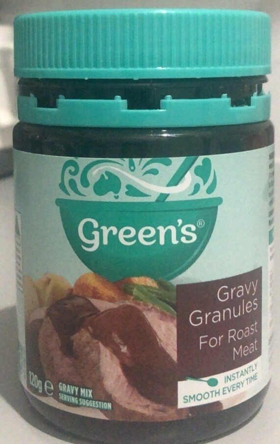 Gravy Granules for roast meat - Product - en