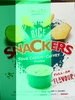 Peckish Rice Snackers Sour Cream + Chives - Produit