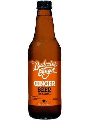 Buderim ginger beer - Product