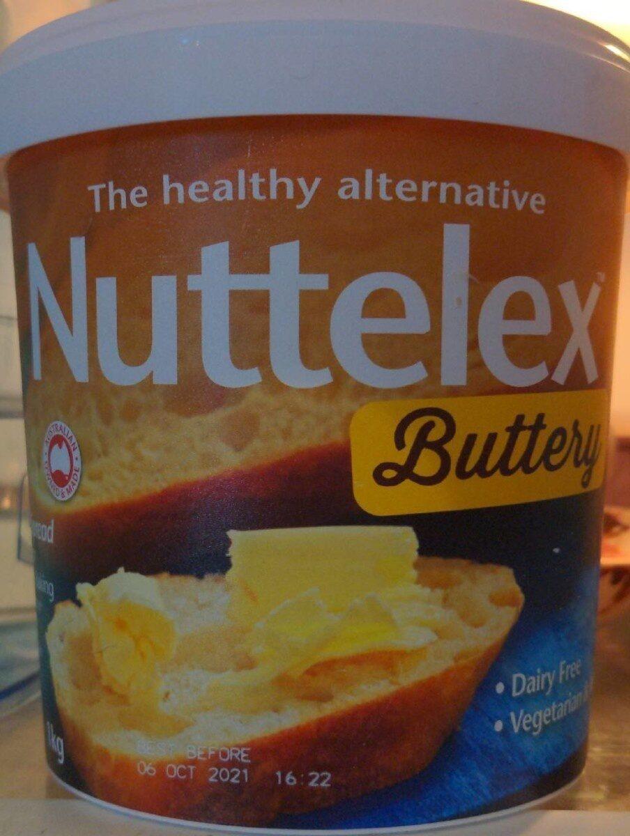 Buttery Nuttelex - Product - en