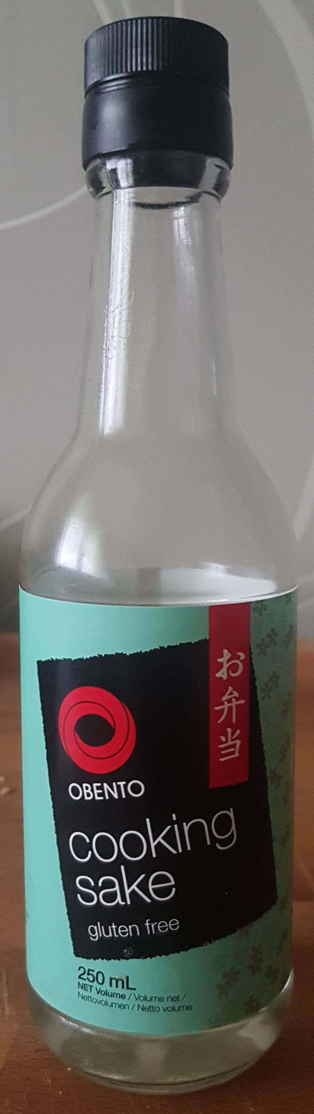 Cooking sake - Produit - fr