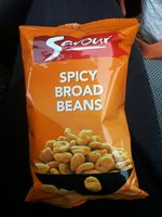 Spicy Broad Beans - Product - fr