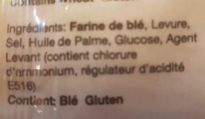 Bread Crumbs - Ingredients