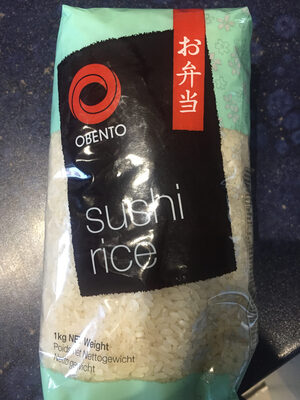Sushi rice - Product - en