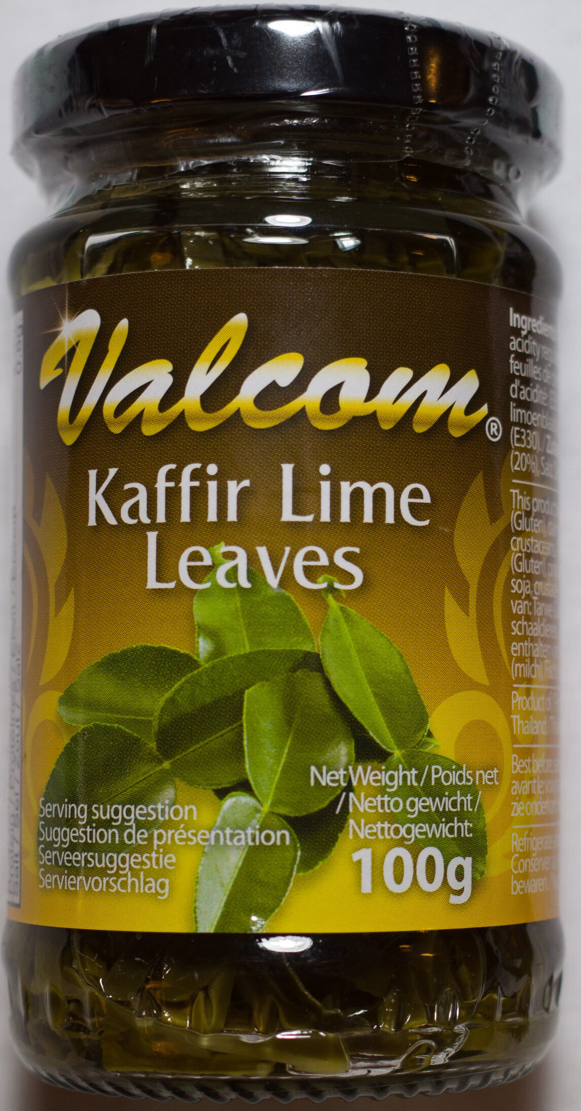 Kaffir lime leaves - Product - en