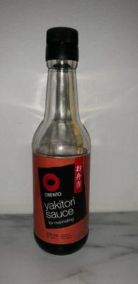 Yakitori Sauce - Produit - fr