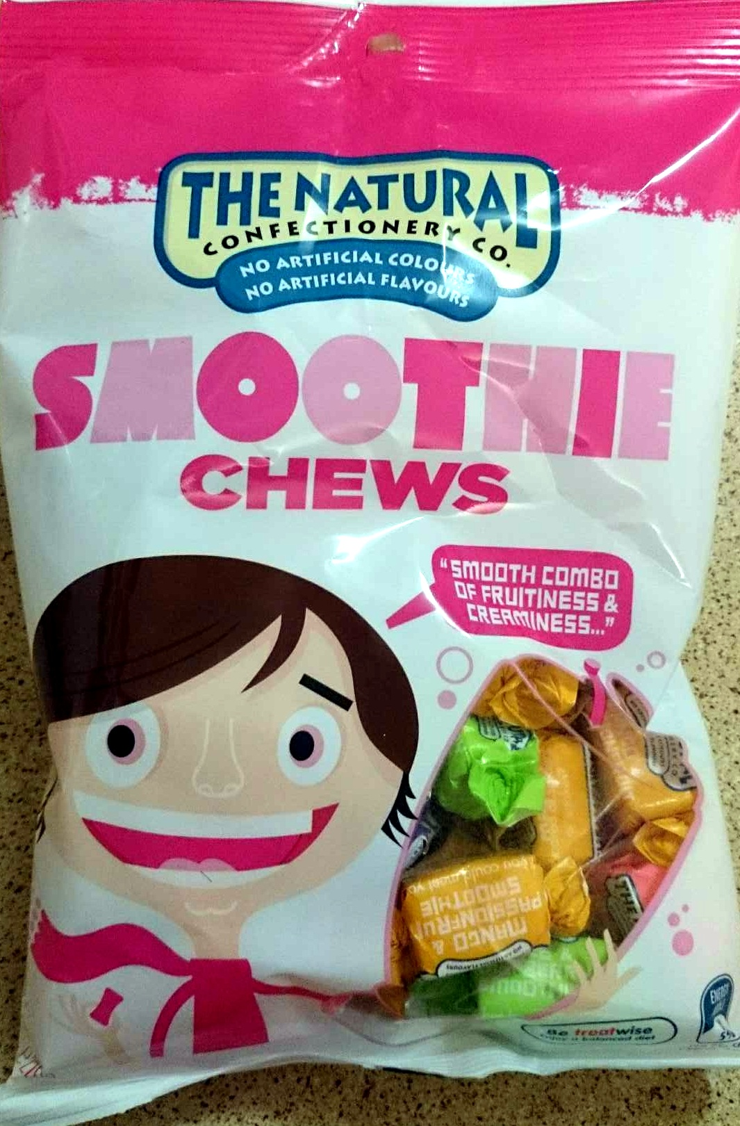 Smoothie Chews - Product - en