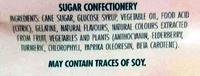 Smoothie Chews - Ingredients - en
