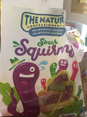 Sour squirms - Product