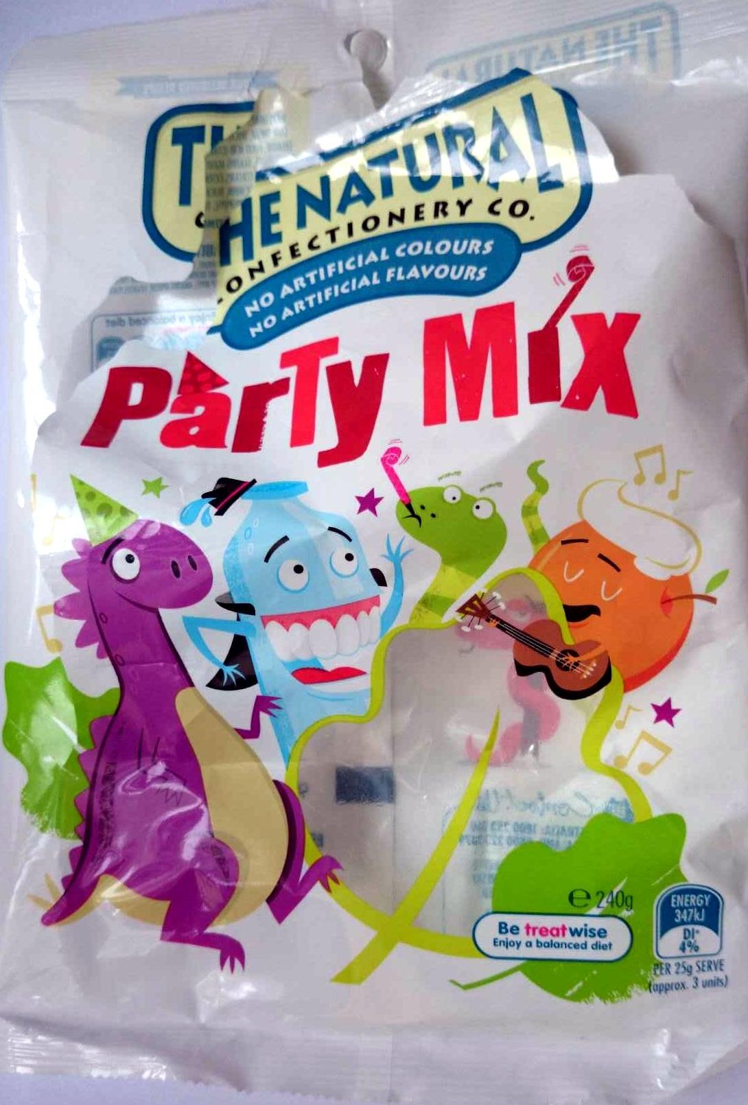 Party mix - Product - en