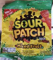Sour patch mixed fruit - Prodotto - en
