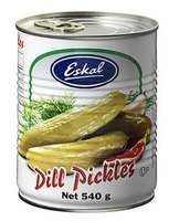 Eskal Dill Pickles - Product